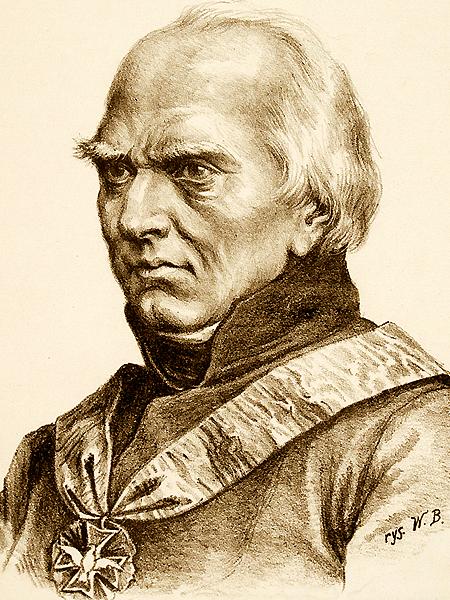 Portret Stanisława Staszica wykonał Władysław Barwicki (Fot. commons.wikimedia.org)