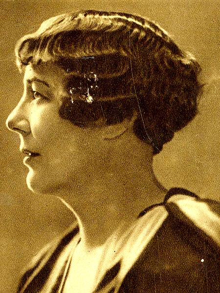 Zofia Kossak-Szczucka (Fot. lengyelironok.wikia.com)