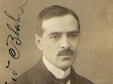 Kim był Alfred Blaha?