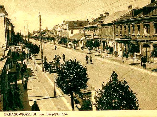 Baranowicze, ob. Białoruś (Fot. skyscrapercity.com)