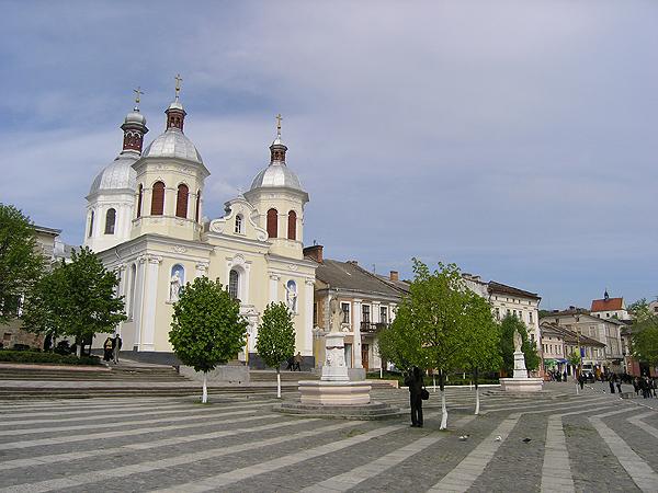 Cerkiew grekokatolicka (Fot. Dmytro Antoniuk)