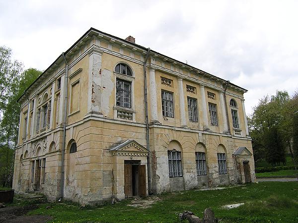 Pałacyk Potockich w Raju (Fot. Dmytro Antoniuk)
