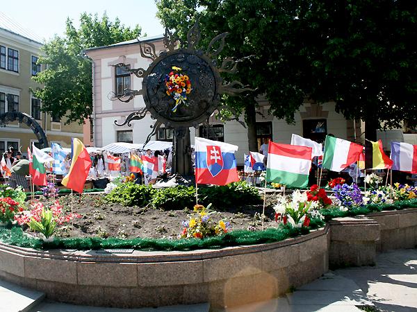 Święto miasta w oprawie europejskiej