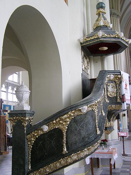 Kościół św. Elżbiety. Cz. II