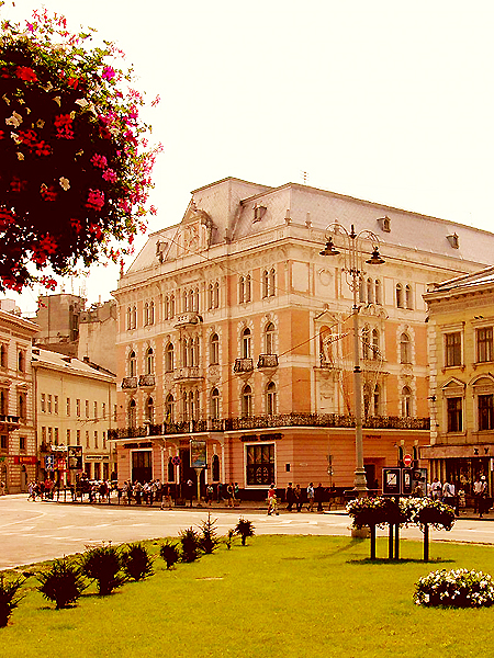 "Hotel ""George"", stan obecny (Fot. dinadis.ua)"
