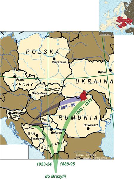 Ostatnia Wielka Migracja Europejska (cz. 2)