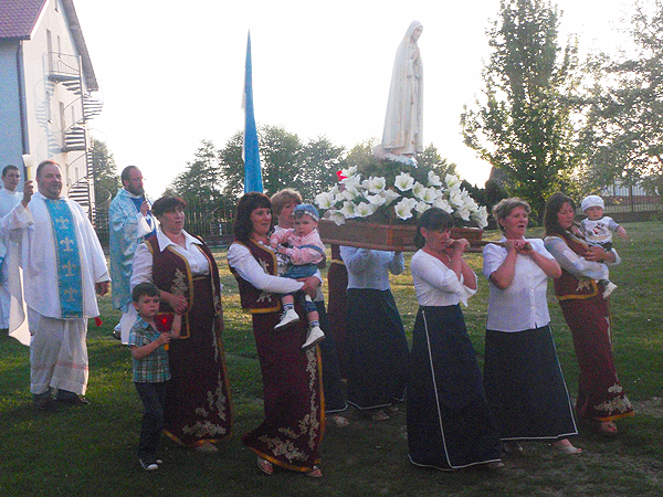 Odpust Fatimski w Krysowicach