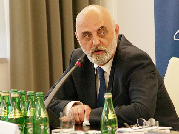 Senator Łukasz Abgarowicz (Fot. Maria Basza)