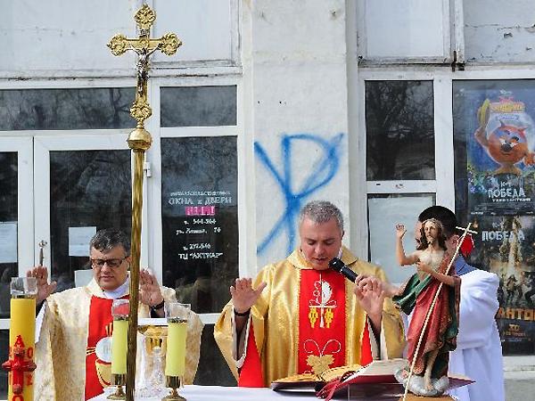 Katolikom Sewastopola zostanie zwrócony kościół