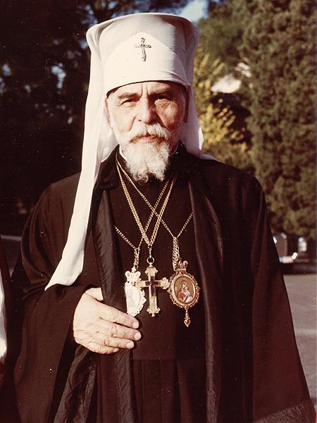 Greckokatolicki metropolita lwowski Josyf Slipyj (Fot. 123people.com)