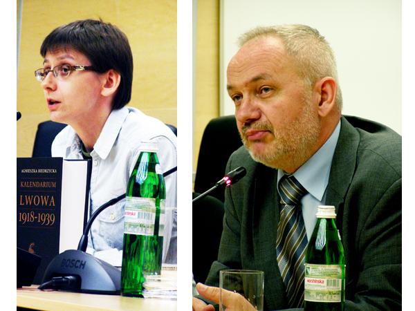 Agnieszka Biedrzycka i Grzegorz Mazur (Fot. Krzysztof Szymański)