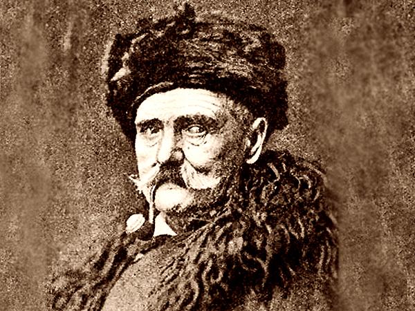 Szlachcic podolski (Fot. Encyklopedia Staropolska, 1900)