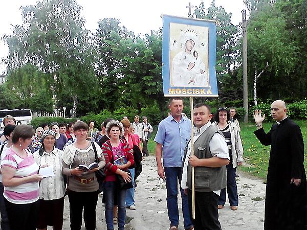 Wyjątkowa pielgrzymka do Berdyczowa