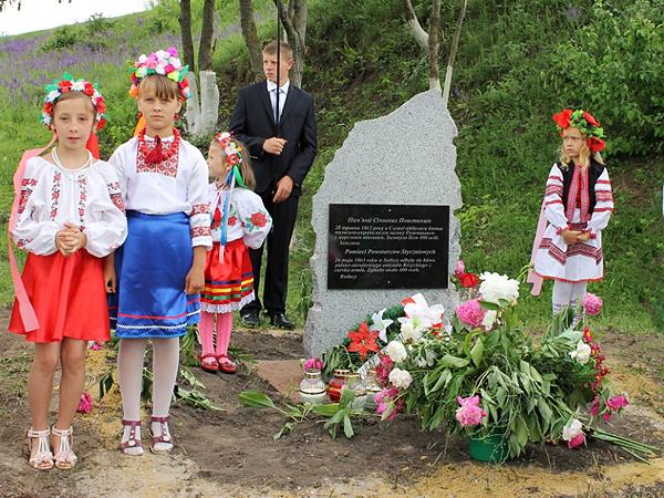 Pomnik powstańców styczniowych pod Salichą
