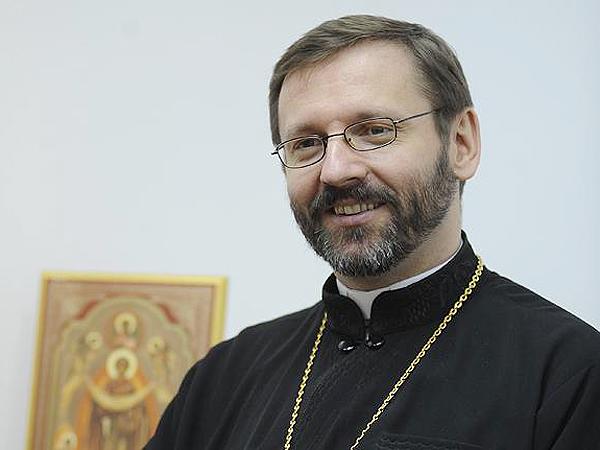 Abp Swiatosław Szewczuk (Fot. ugcc.org.ua)