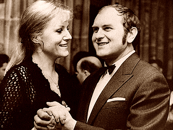 Anna German z mężem (Fot. entertainmentandshowbiz.com)
