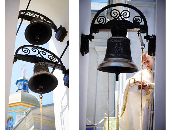 Polskie dzwony w Kozowej