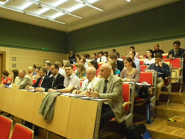 Uczestnicy spotkania (Fot. Krzysztof Szymański)
