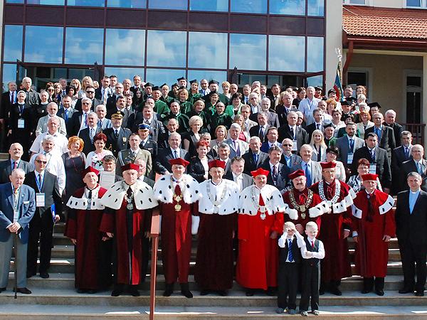 Jubileusz 15-lecia PWSTE w Jarosławiu