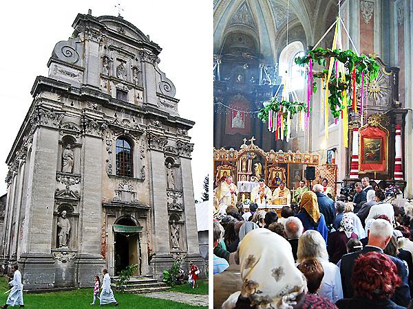Czy w Komarnie zwrócą kościół katolikom?