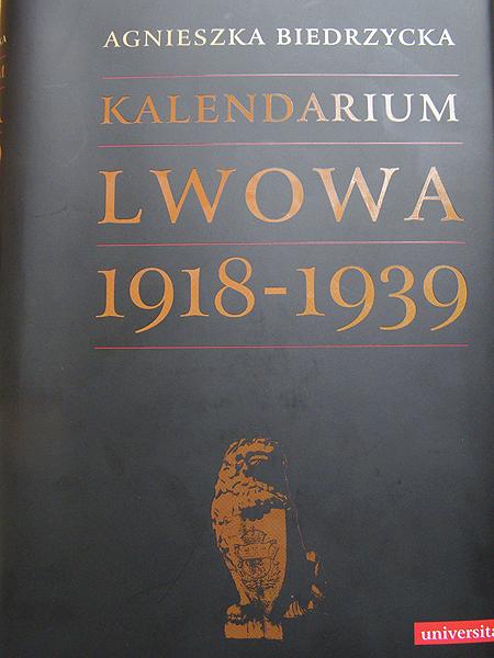 Książka Agnieszki Biedrzyckiej (Fot. Jurij Smirnow)