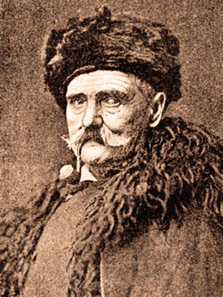 Szlachcic podolski. Zygmunt Gloger (Fot. encyklopedja staropolska 1900)