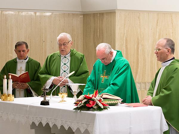 Abp Mokrzycki spotkał się z papieżem