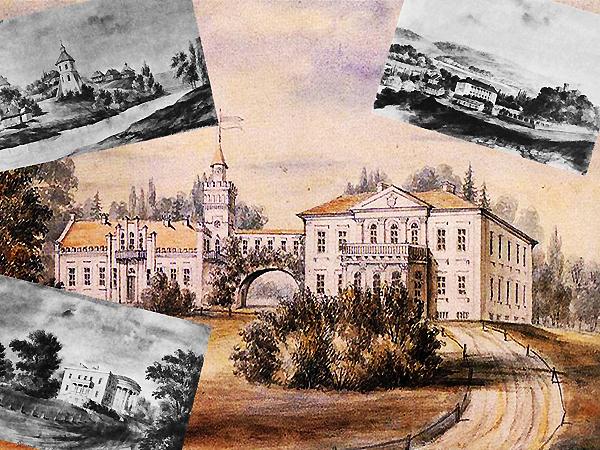 Gdzieś w malowniczej okolicy podolskiej, uwiecznionej przez Napoleona Ordę, funkcjonowało państwo Ignacego Marchockiego