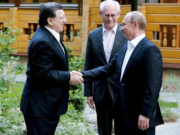 Rosja i UE chcą jak najszybciej zawrzeć nową umowę o partnerstwie