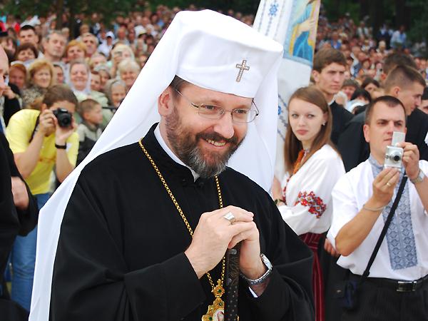 Abp Szewczuk przed wizytą do Polski
