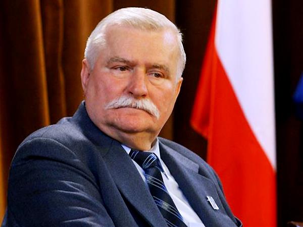 Wałęsa doktorem h.c. Politechniki Lwowskiej