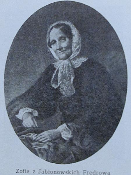 """Zofia Ludwik Jabłonowski, """"Pamiętniki"""""""