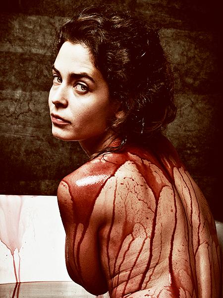 Elizabeth Bathory. Model: Pelin Batu (Fot. fotokritik.com)