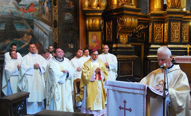 Uczczono patrona miasta Lwowa – św. Jana z Dukli