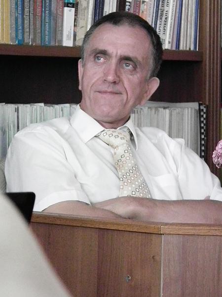 Jan Krajewski (Fot. Krzysztof Szymański)