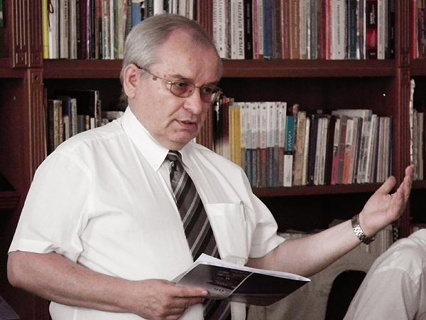 Jan Malicki (Fot. Krzysztof Szymański)