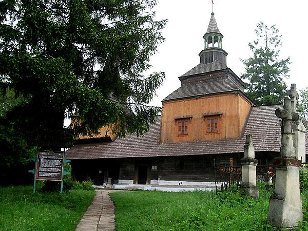 Cerkwie na liście UNESCO