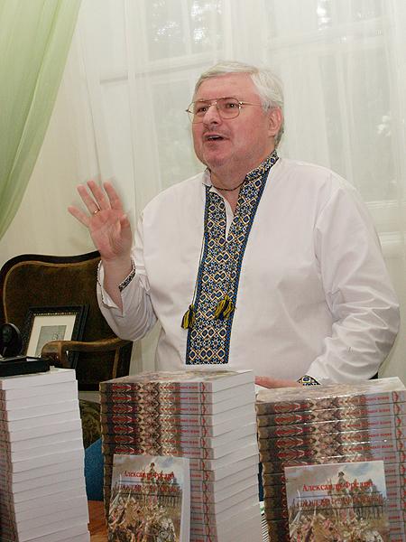 Andrij Pawłyszyn (Fot. Maria Basza)