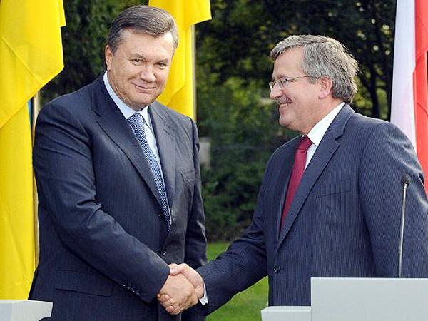 Janukowycz w Wiśle: chcemy spełnić wszystkie wymogi stawiane przez UE