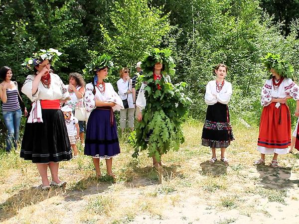 Pogańskie tradycje Polesia