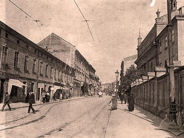 Ulica Łyczakowska