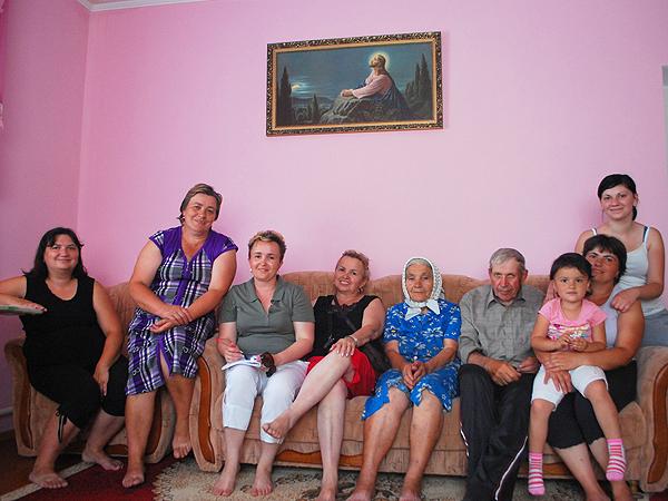 Odnaleziona rodzina na Podolu