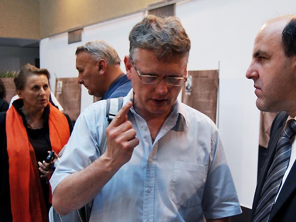 Prof. Andrzej Gil (Fot. Konstanty Czawaga)