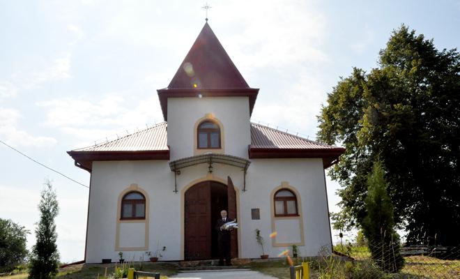 Nowy kościół w Boryni