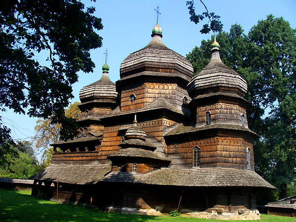 Cerkiew Świętej Trójcy w Żółkwi (Fot. nid.pl)