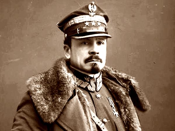 Gen. Józef Haller (Fot. commons.wikimedia.org)
