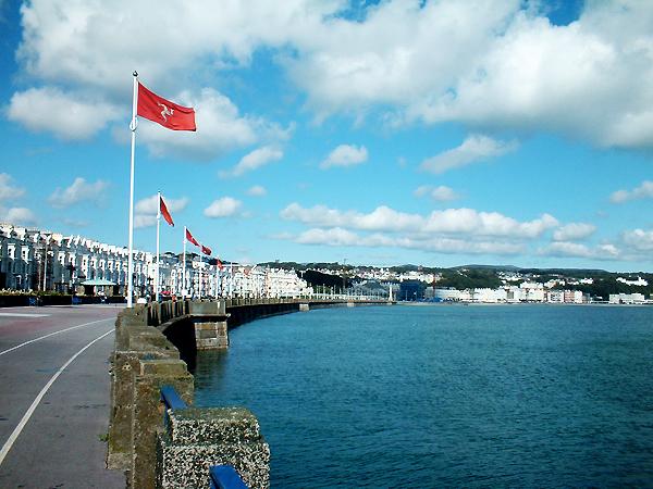 Douglas na wyspie Man (Fot. commons.wikimedia.org)