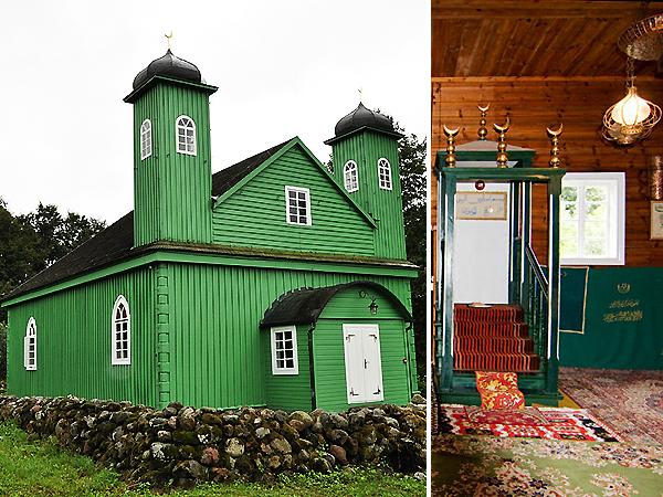 Meczet w Kruszynianach (Fot. wiadomosci24.pl)
