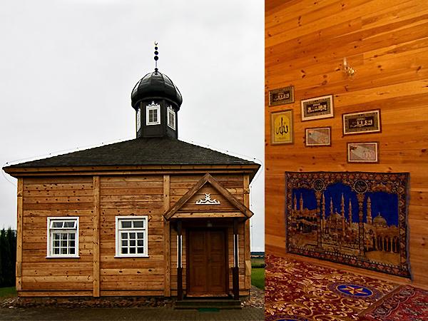 Meczet w Bohonikach (Fot. wiadomosci24.pl)