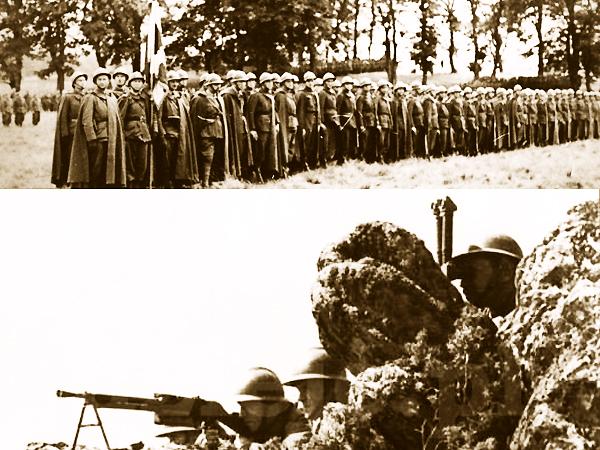 Samodzielna Brygada Podhalańska. Walki pod Narwikiem (Fot. Narodowe Archiwum Cyfrowe)